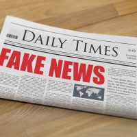 Fake News - Fake Newspaper